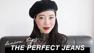 TIPS CHỌN JEANS MI NHON ♡ MINI FALL LOOKBOOK | dressmonsta