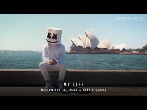 Marshmello - Martin Garrix - DJ Snake - My Life (New Song 2017)