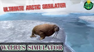Walrus Simulator-Ultimate Arctic Simulator-By Gluten Free games-IOS/Android