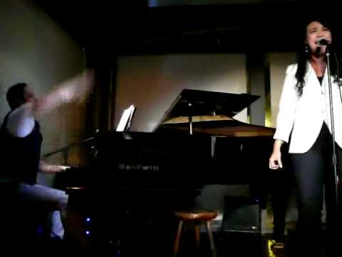 Anne Fraser Thomas sings MOVE ON by Bobby Cronin