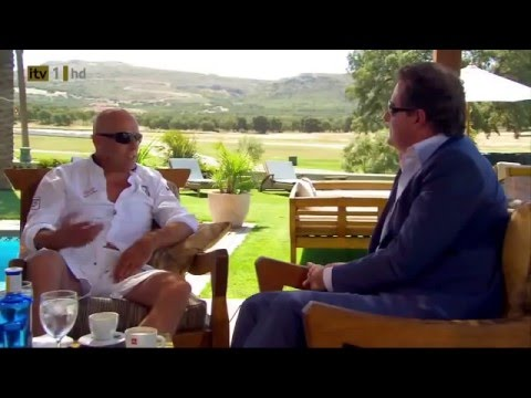 Piers Morgan On.. Marbella - HD Full Documentary 2016 - Season 2