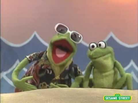 Sesame Street - Caribbean Amphibian