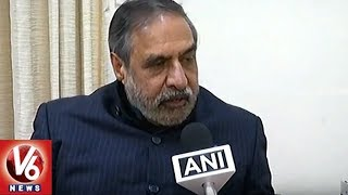 Congress MP Anand Sharma Demands Modi To Apologise For Outrageous Statement On Pak Interference