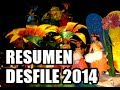 Huasteca Viva - Desfile FENAHUAP 2014 (Ciudad Valles)