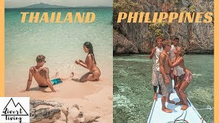 Philippines or Thailand? Which is BETTER for travel? 🇵🇭🇹🇭