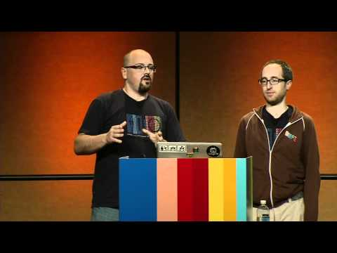 Google I/O 2011: Building Android Apps for Google TV