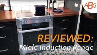 "Miele Range Review 30"" Induction Range - HR 1622 i"