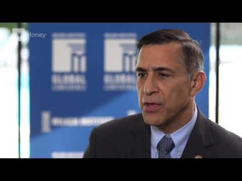 Rep. Darrell Issa: 'Our poor somewhat the envy of the world'