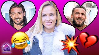 Vanessa Lawrens (Les Anges 11) : Le plus difficile à quitter ? Illan ou Julien Guirado ?