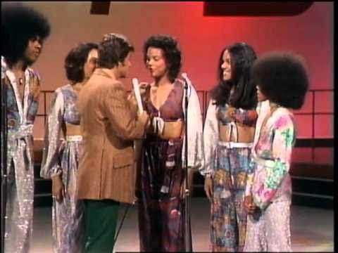 Dick Clark Interviews The Sylvers  - American Bandstand 1976