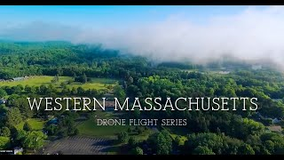 Western Massachusetts  :: EPISODE 1 :: Cinema-Style Flight Exploration By Drone