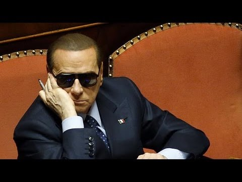 Italy: Berlusconi's final day in court to appeal conviction