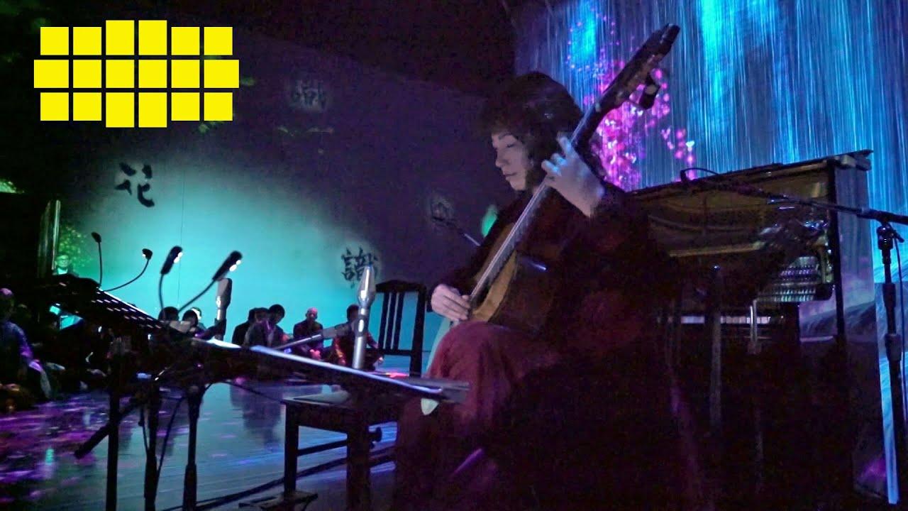 """村治佳織 (Kaori Muraji) - 2019年3月「Yellow Lounge Tokyo 2019」から""""Mancini: Moon River (Arr. Muraji)""""のライブ映像を公開 thm Music info Clip"""