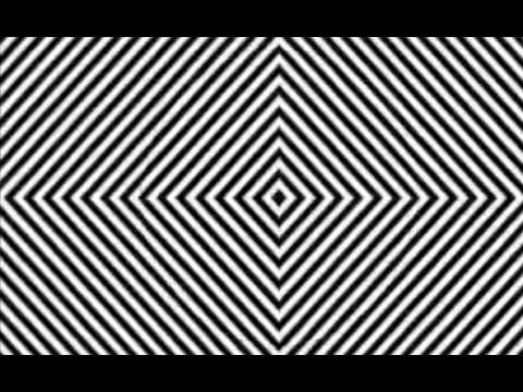 Ilusão de ótica hipnose