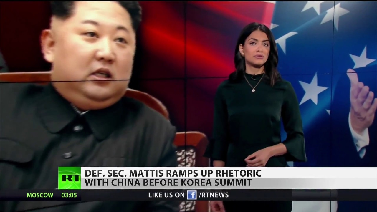 Bumpy road ahead of N. Korea summit, says Mattis