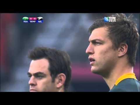ЮАР   Новая Зеландия  Полуфинал Кубка Мира 2015