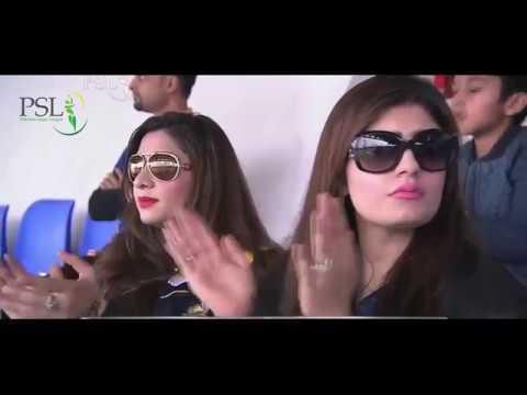 PSL Session 3 Song Ab Khel Jamay Ga - Music Video by Ali Zafar Present By Ziddi Boyzz thumbnail