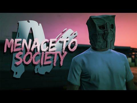 Gta V : Menace To Society Iv video