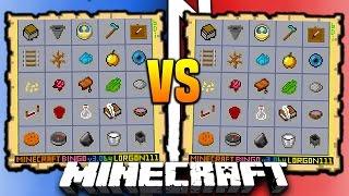 LUCK VS LUCK! | Minecraft SURVIVAL BINGO CHALLENGE #1