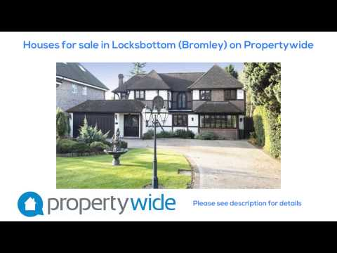 Houses for sale in Locksbottom (Bromley) on Propertywide