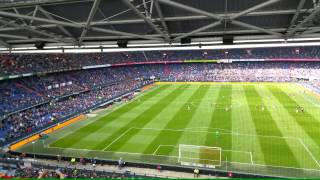 Feyenoord - Go Ahead Eagles. 19 april 2015