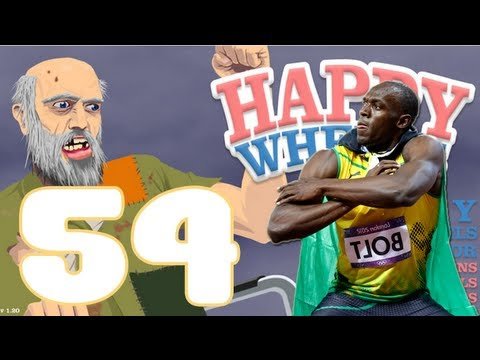 HAPPY WHEELS: Episodio 54