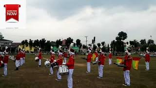 Lagu Happy Birthday DRUM BAND ( MARCHING BAND ) MAN 1 OKU TIMUR