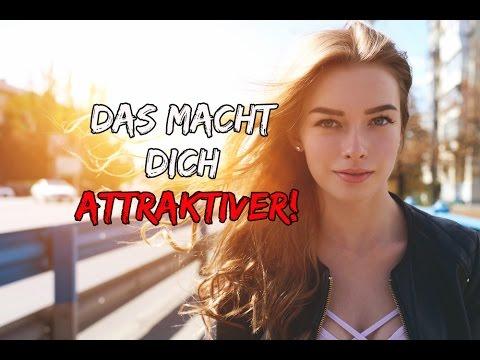 5 Psychologische Tricks, die dich sofort attraktiver erscheinen lassen! | Viel attraktiver werden.