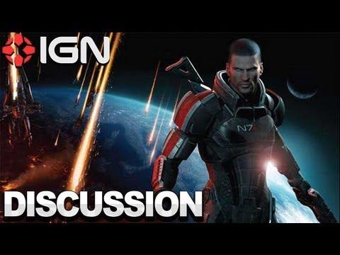 Mass Effect 3 Review - Layout Breakdown
