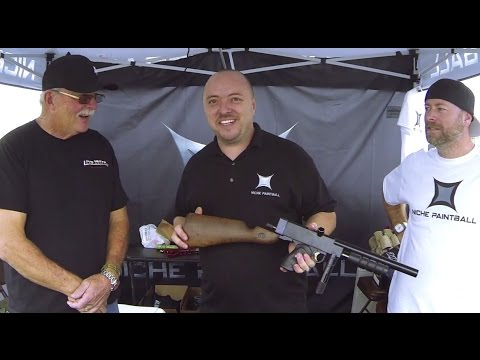 Bud Orr and Niche Paintball on WGP Sniper 1 #379