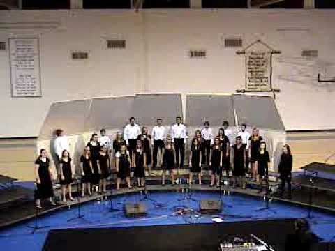 "Pusch Ridge Christian Academy Fall 2010 ""Better Than Life"" MS"