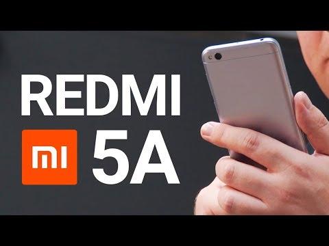 Обзор Xiaomi Redmi 5A: лучший за $100. Ждем Redmi 5 и Redmi 5 Plus! (review)
