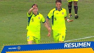 Resumen: Deportivo Municipal vs UTC (0 - 1)