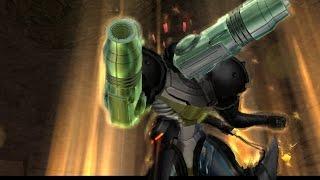 Metroid Prime (no-walls mod) TAS in 00:19