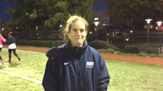 NJIT WSOC Cornell Post Game Interview