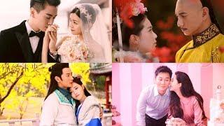 """10 cặp đôi """"phim giả tình thật"""" nổi tiếng nhất màn ảnh Hoa ngữ"""