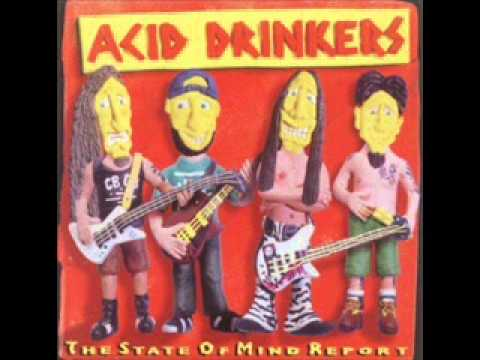 Acid Drinkers - Pump The Plastic Heart