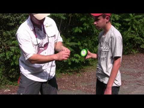 How to Spool Braided Line onto your Spinning Reel - How To Prevent Line Twist