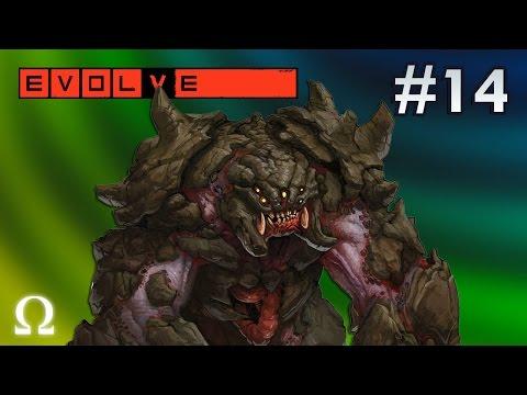 NEW BEHEMOTH MONSTER, AND NEW HUNTERS! | Evolve #14 (60fps)