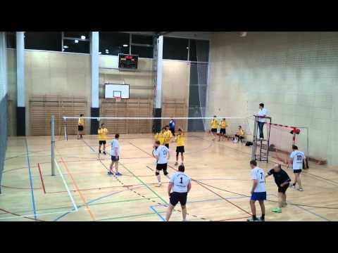 UR GeoVolley Team  - Bakcyl Bielany (2:1) - Cały Mecz