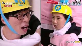 RUNNING MAN TOP 10 FUNNY GAME