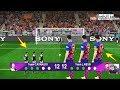 PES 2019 | Tiny Team C.RONALDO vs Giant Team L.MESSI | Penalty Shootout