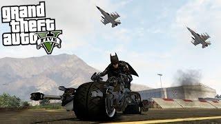GTA 5 Batman Mod - BATPOD