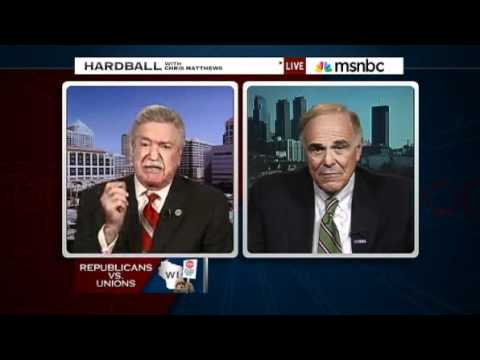 IAFF President Schaitberger on Hardball 02/22/11