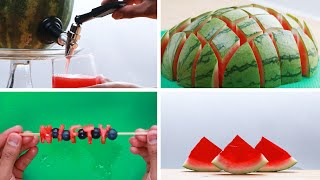 4 Creative Watermelon Party Ideas