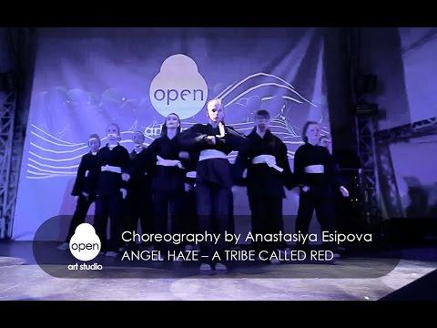 Angel Haze – A Tribe Called Red | choreography by Anastasiya Esipova | Open Art Studio
