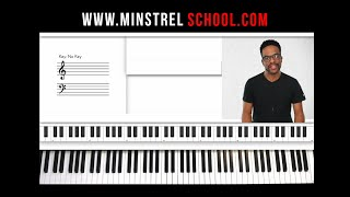 Gospel Piano Lesson - I Was Glad When They Said Unto Me (Traditional Congregational Style)