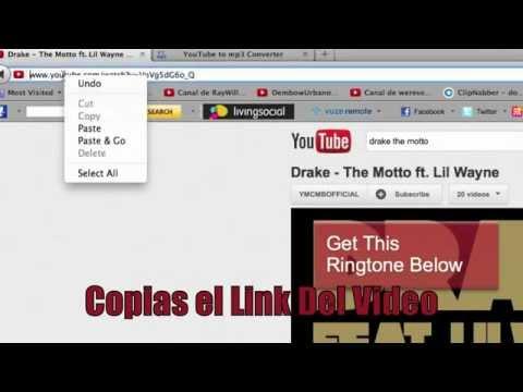 Como Descargar Musica De Youtube A Tu Computadora Gratis.