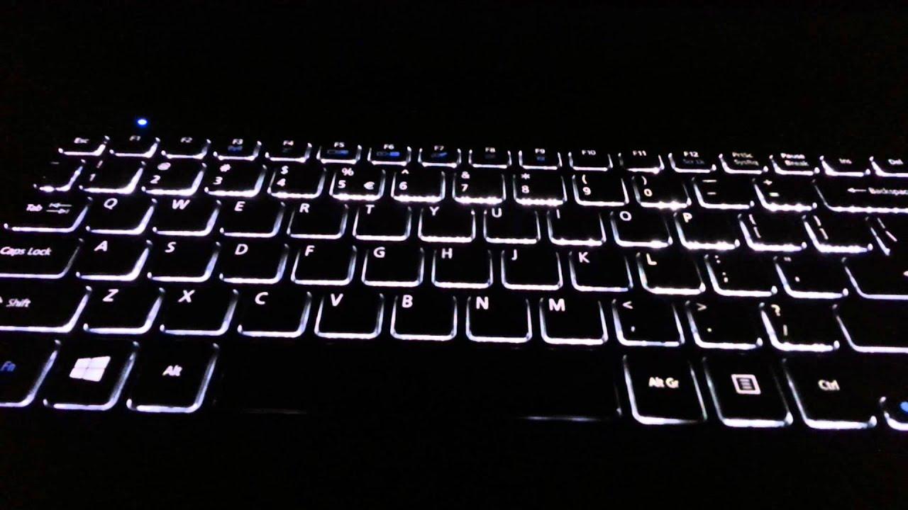 Acer Keyboard Backlight