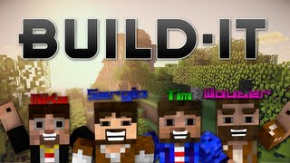 Build it #1 - Druk maar echt lachen!!